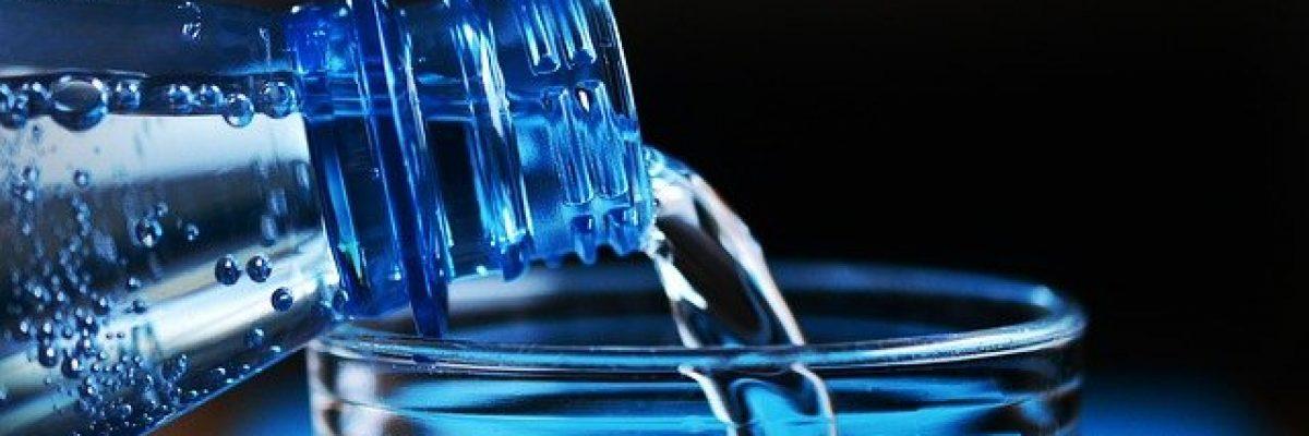 wasser glas selters